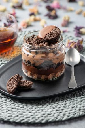Oreolu Çikolatalı